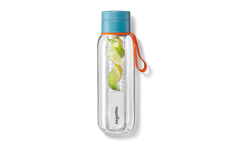 Bottle with infuser